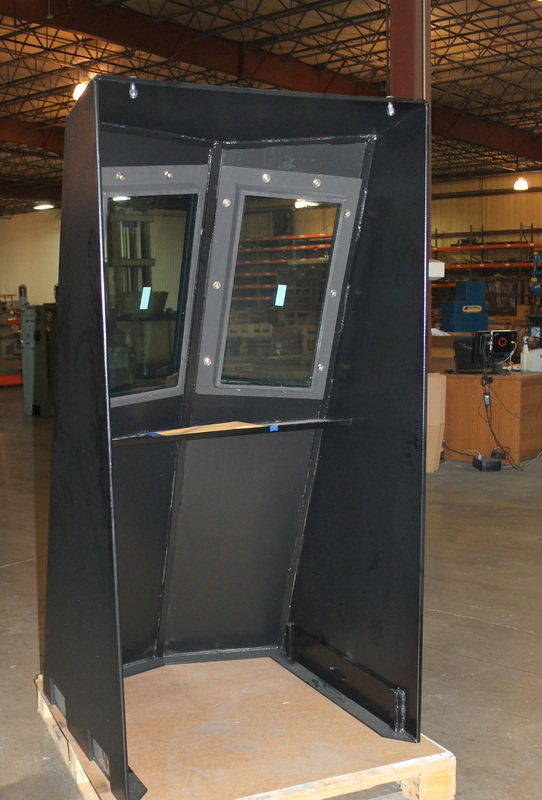 Mobile Armor Ballistic Security Shields Cmi